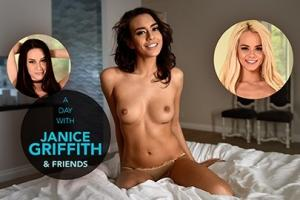 A day with Janice Griffith & friends (Cassidy Klein, Elsa Jean) 2017