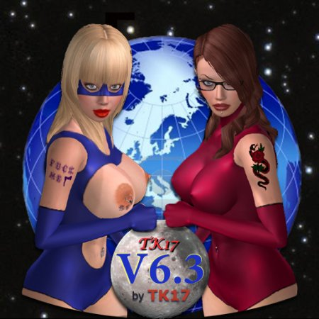 The Klub v6.3 Full Install (ex. 3D SexVilla 2.114)