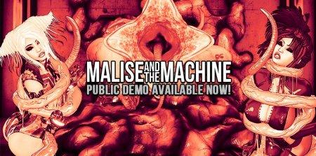 Malise and the Machine [InProgress, 0.03+0.05] (Eromancer)