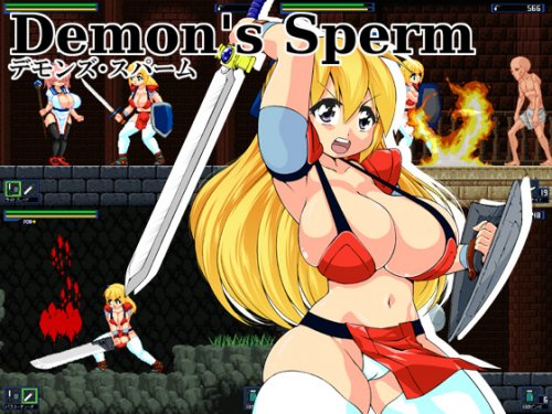 Demon's Sperm [Ver.2.1] (Full flap, Furu furappu)