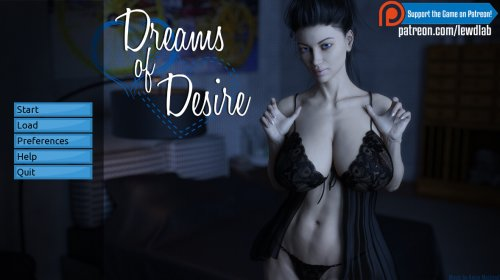 Dreams Of Desire [Episode 3] (Lewdlab) [uncen] 2017
