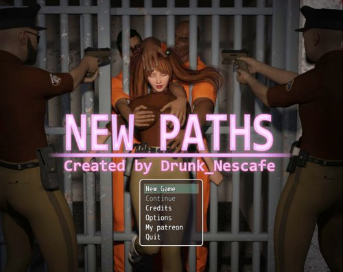 New Path [Version 0.09B]