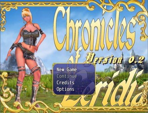 Chronicles of Leridia 0.2.1