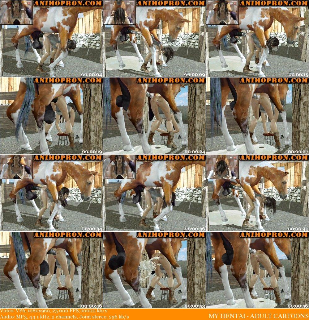 lara with horse 2