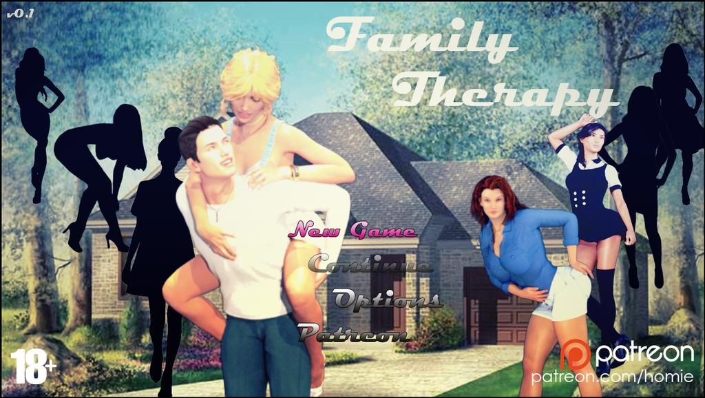 Family Therapy 0.1 » Download Hentai Games