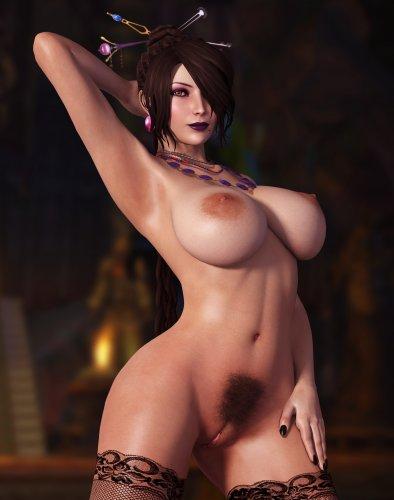 Lulu (Final Fantasy X) assembly 2017