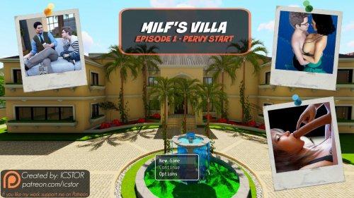 Walkthrough milfs villa Milf's Villa