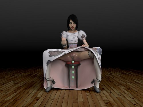 Alice ( Madness Returns ) Assembly