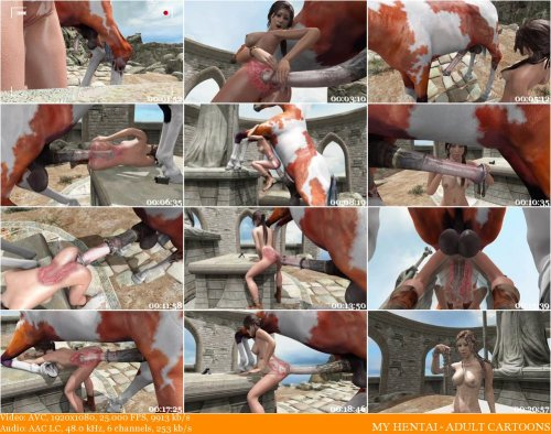 Lara With Horse 2 Episode 4 XRAY