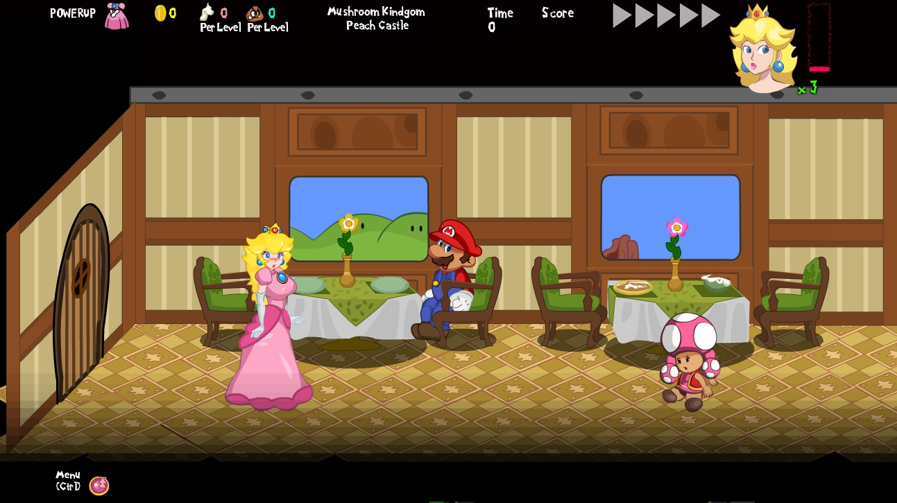 Mario Is Missing Sex Game