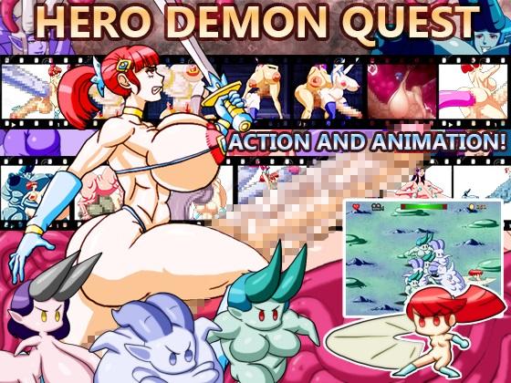 hero demon quest game mformental