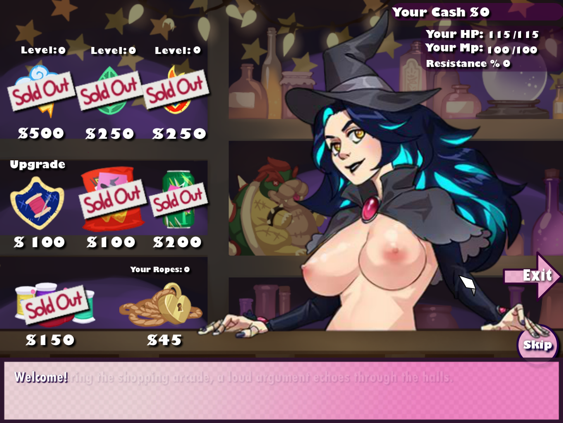 Sex Quest Games