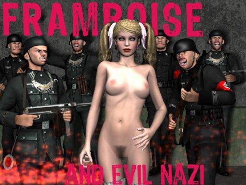 Framboise and Evi Nazi - Adult Ryona Platformer Arcade