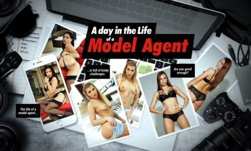 A Day in the Life of a Model Agent