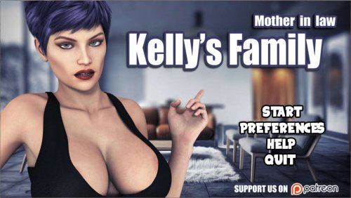 Kelly's Family: Mother in law 0.93