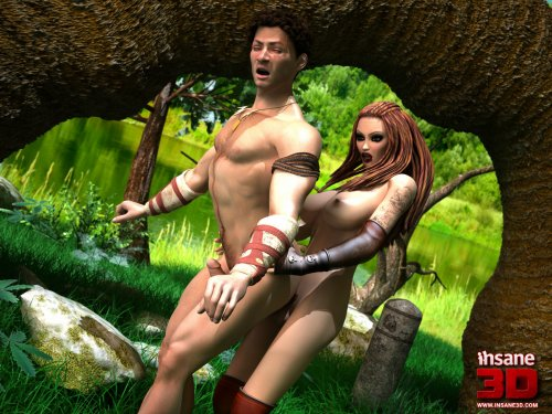 Insane3D - Barbarian Love