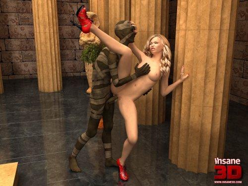 Insane3D - Pharaoh's Wife
