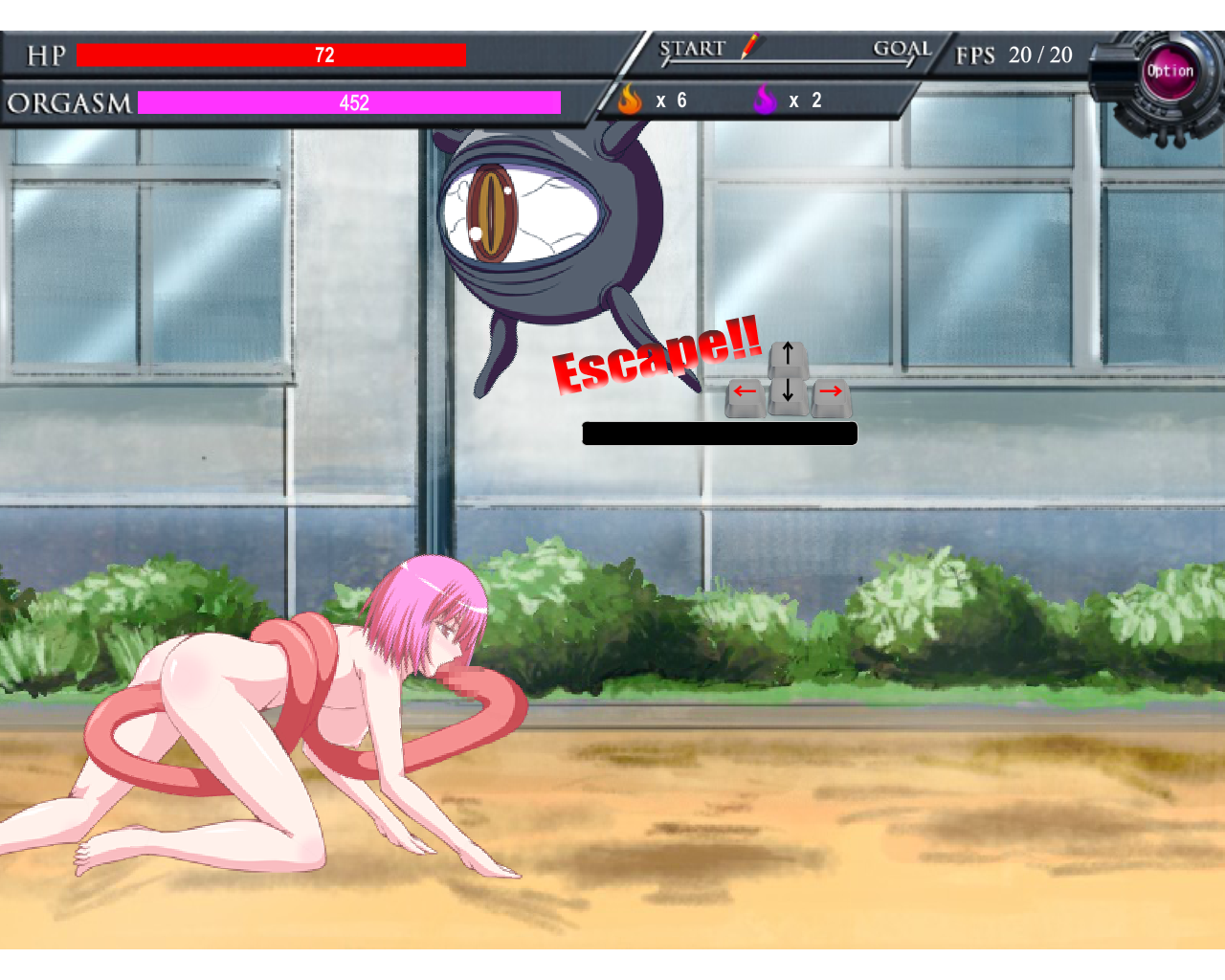 Game Hentai Flash orgafighter – ero flash action game � download hentai games