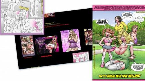 Smudge (Comics Big tits) Worldofsmudge.com