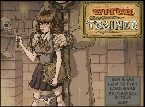 Witch Trainer - Silver Mod Ver.1.16a