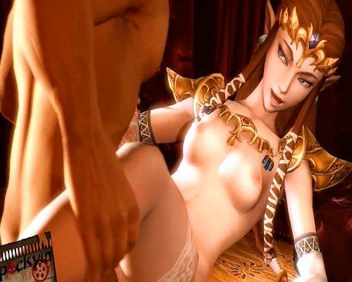 Princess Zelda (The Legend of Zelda) assembly