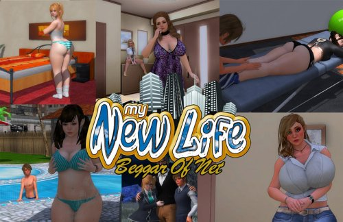 My New Life 1.0 + Walkthrough