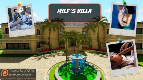 Milf's Villa Episode 4d
