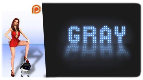 GRAY 0.3a