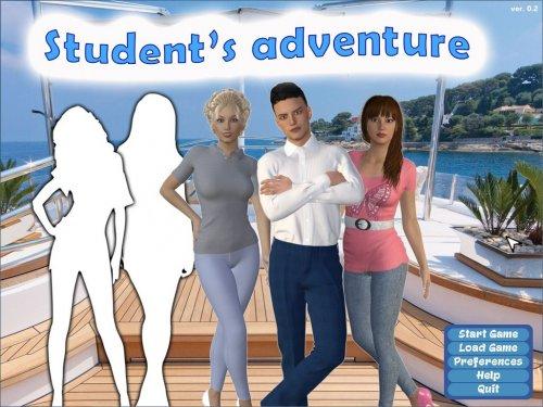 Student's adventure 0.2