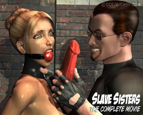 Slave Sisters Parts 1-2-3
