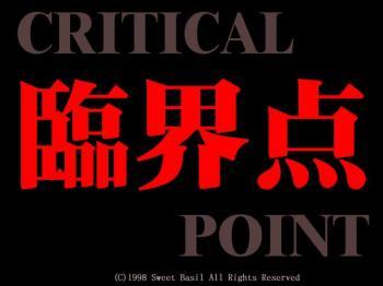 Critical Point 1988