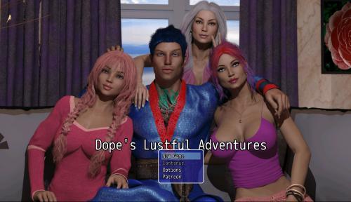 Dope's Lustful Adventures Version 0.08.7.2
