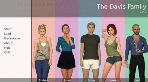 The Davis Family Version 1.0.0