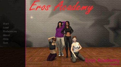 Eros Academy Beta Version 1.8