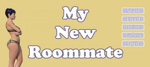 My New Roommate Version 1.0