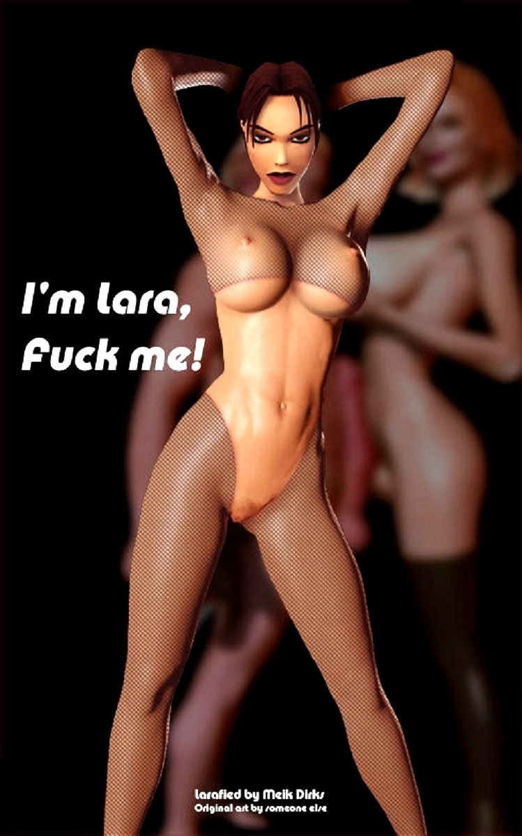 Lara Croft part 3 » Download Hentai Games
