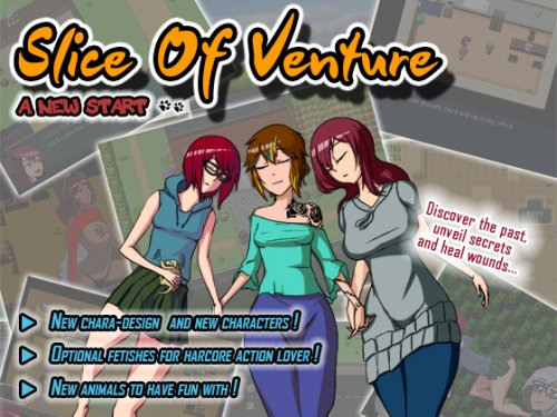 Slice of Venture - A New Start -