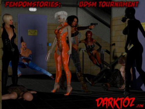 Femdomstories: BDSM Tournament