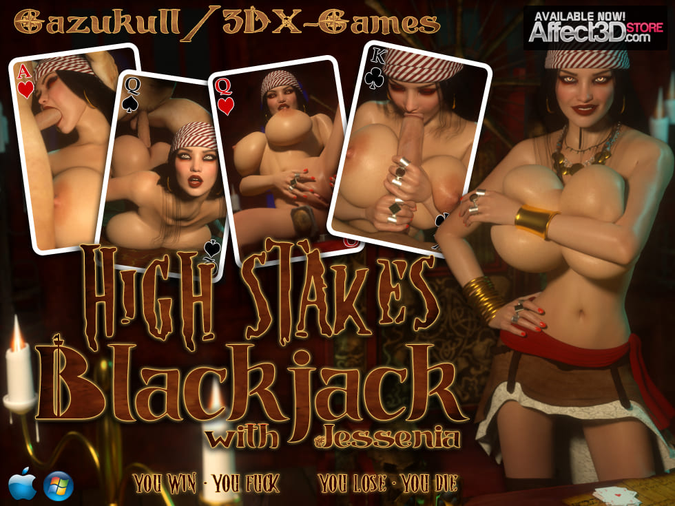 Strip black jack naked