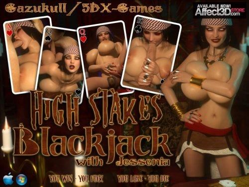 Highstakes Blackjack with Jessenia