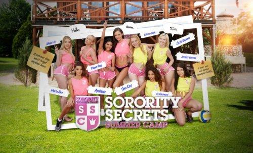 Sorority Secrets - Summer Camp