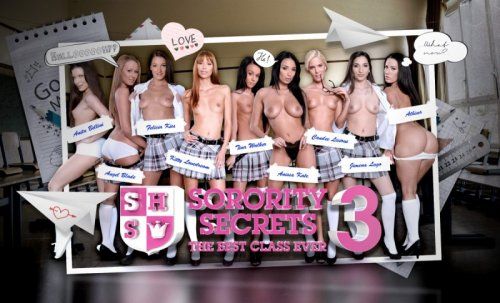 Sorority Secrets 3 - The Best Class Ever