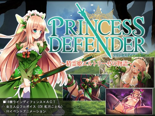 Princess Defender - The Story of the Final Princess Eltrise -