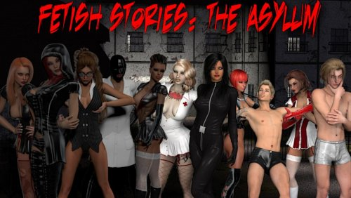 Fetish Stories: The Asylum - Tag Team Endings Edition + CG-Rip