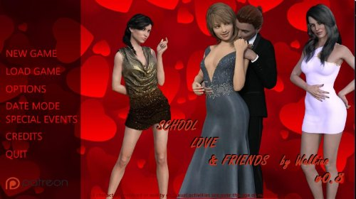 School, Love & Friends 1.0.6