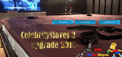 CelebritySlaves 2 Upgrade 2018
