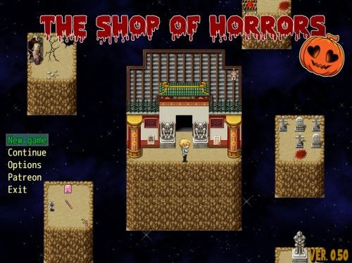 The Shop of Horrors 0.51