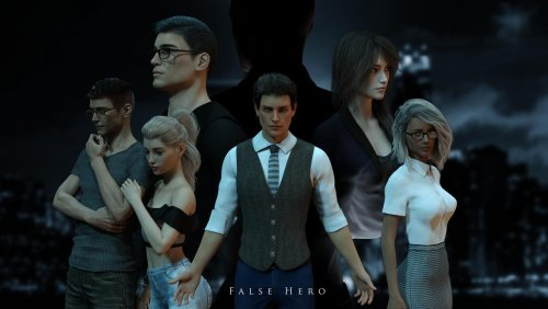 False Hero 0.04