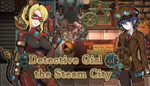 Detective Girl of the Steam City 1.02