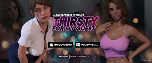 Thirsty For My Guest Ep. 7